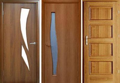 Какие выбрать межкомнтатные двери