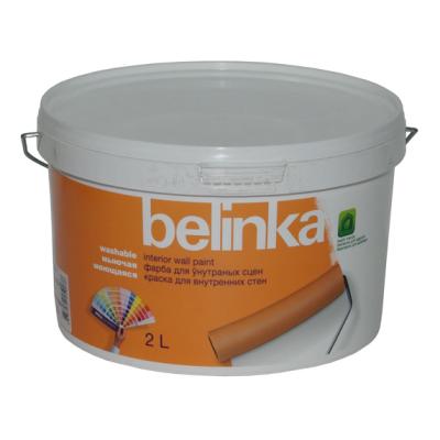 Краска моющаяся Belinka