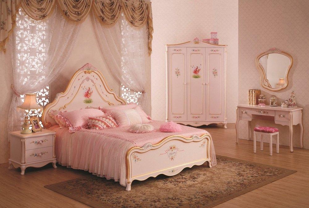 Комната принцессы фото