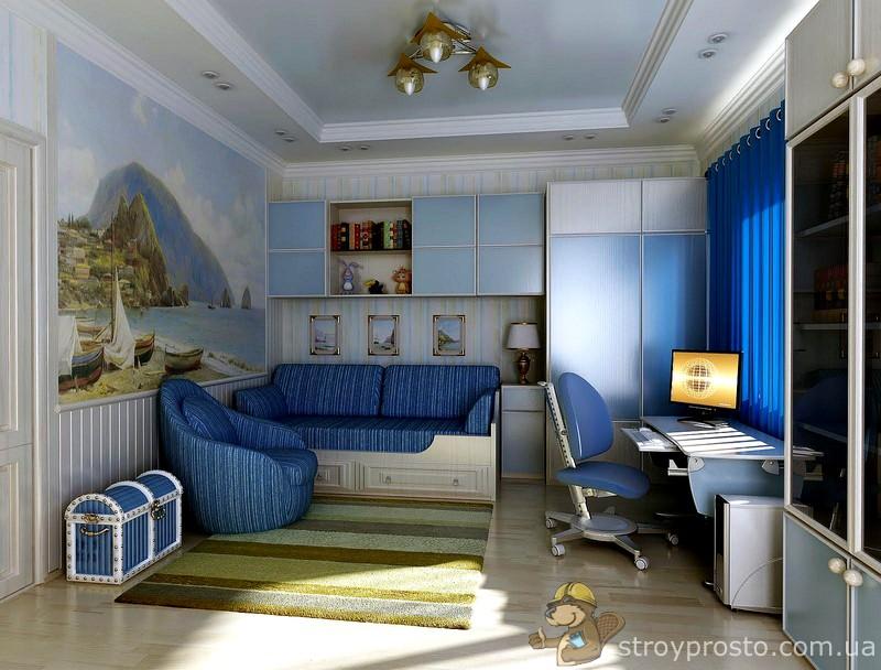 55 идей комнат для подростка  HappyModernRU