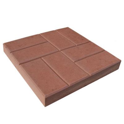 Тротуарная плитка размером 400х400