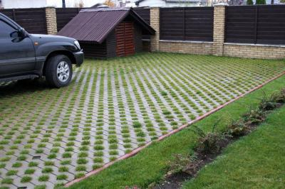 Виды и размеры тротуарной плитки