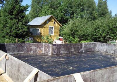 Жидкое слекло для бетона для гидроизоляции фундамента