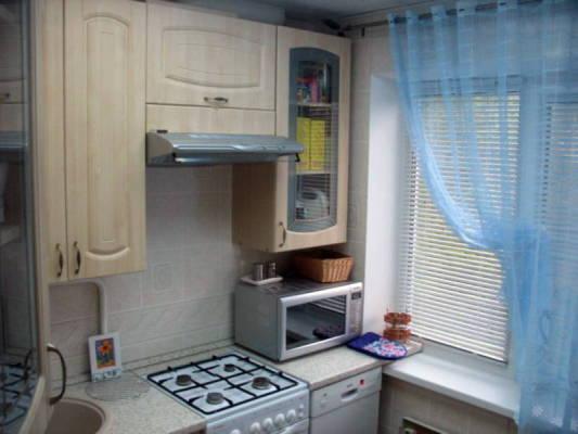 Кухня ремонт дизайн