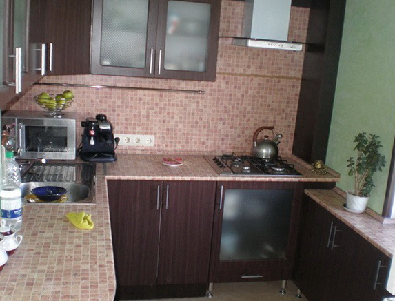 Ремонт кухни своими руками по 52