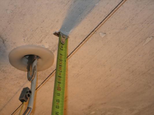 Высота потолков в хрущевке