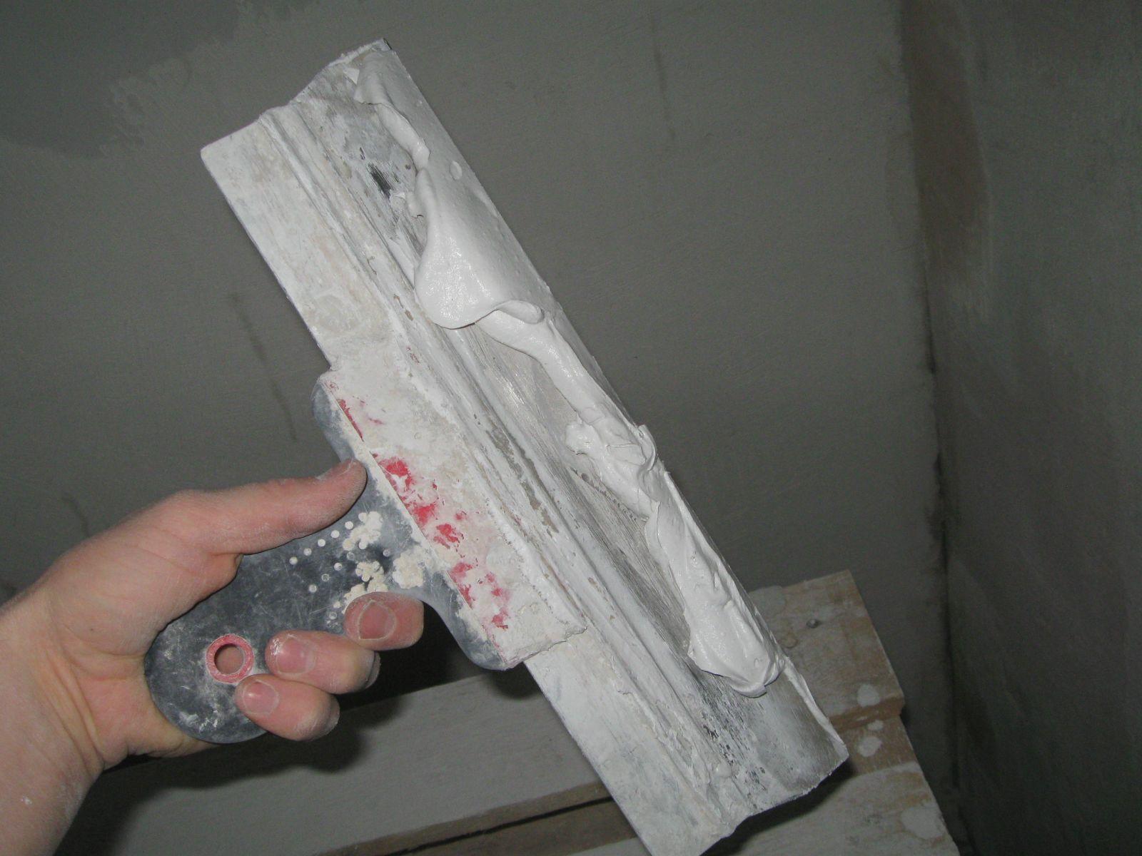 Шпаклевка гипсокартона своими руками: пошаговая инструкция 16