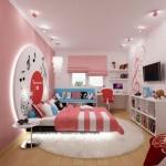 Комнаты для девочек фото