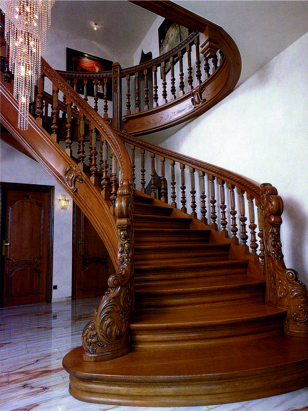 Строительство лестниц своими руками фото