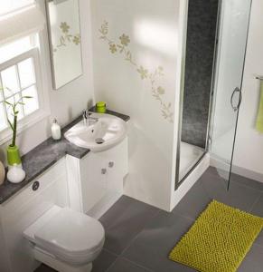 ванная комната 5 кв м дизайн фото