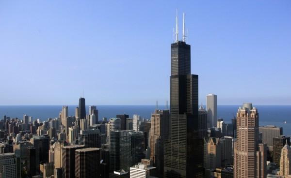 небоскреб Sears Tower