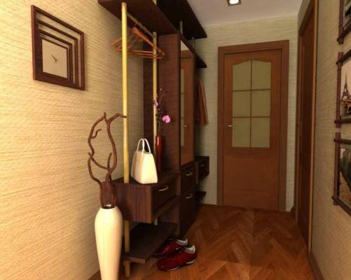 прихожая фото дизайн в квартире реальные фото