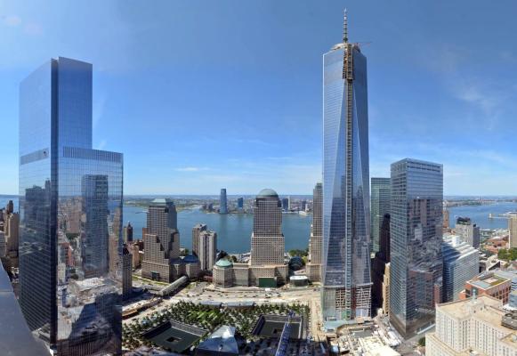 список самых высоких зданий мира World Trade Center