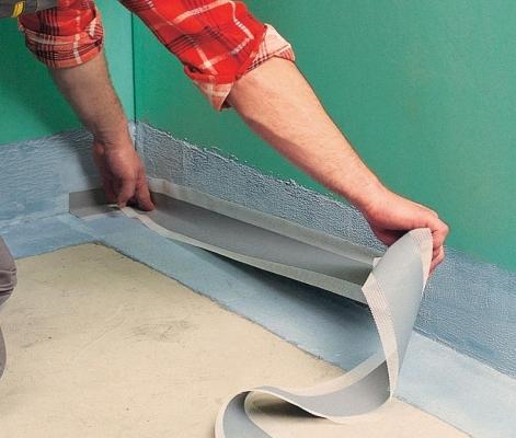 Как сделать гидроизоляцию ванны
