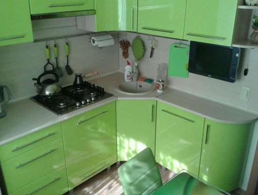 Дизайн кухни 84 серии