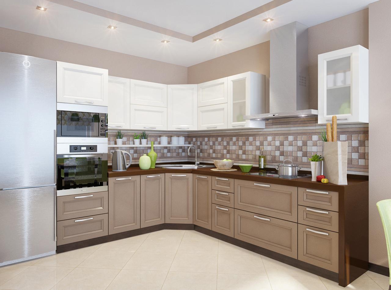Кухня 12 м2 дизайн
