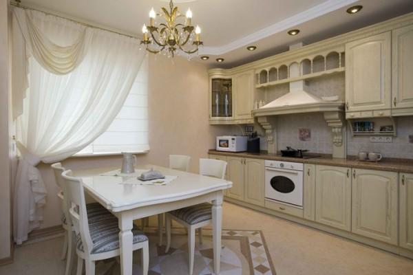 кухня дизайн интерьер фото 12 кв метров