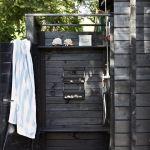 оригинальный душ для дачи