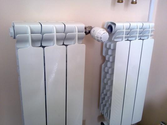 биметаллические радиаторы отопления как рассчитать количество секций