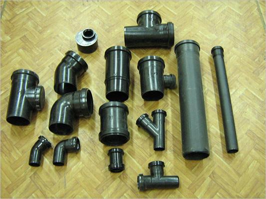 комплект элементов для канализации