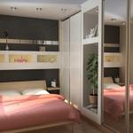 небольшая спальня дизайн