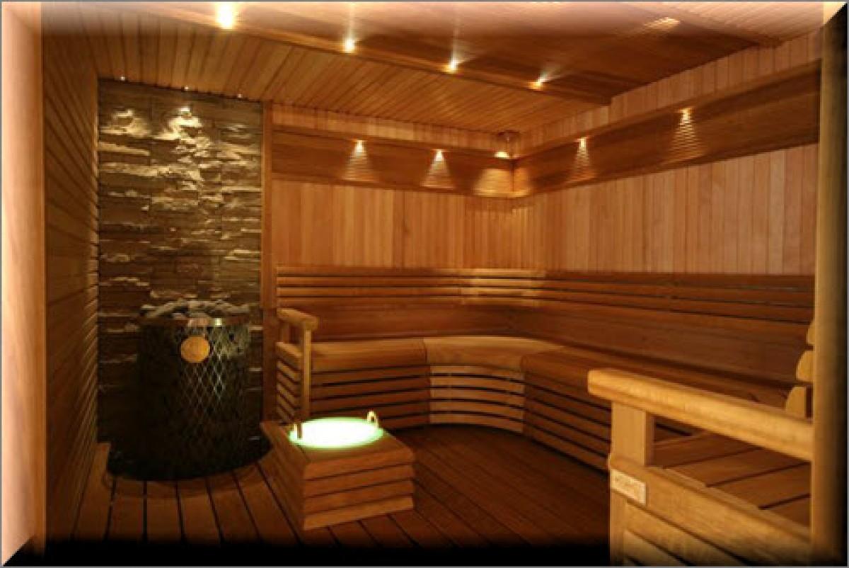Фото дизайна бани