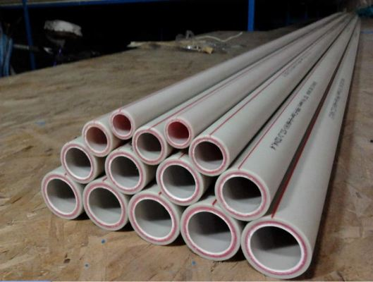 отопления из полипропиленовых труб своими руками схема