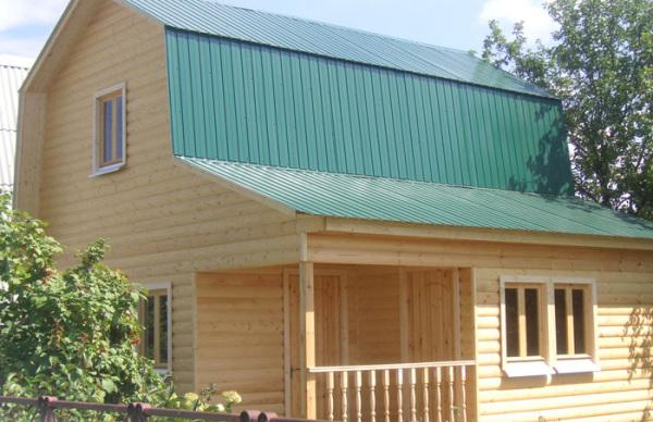 пристроить веранду к деревянному дому своими руками
