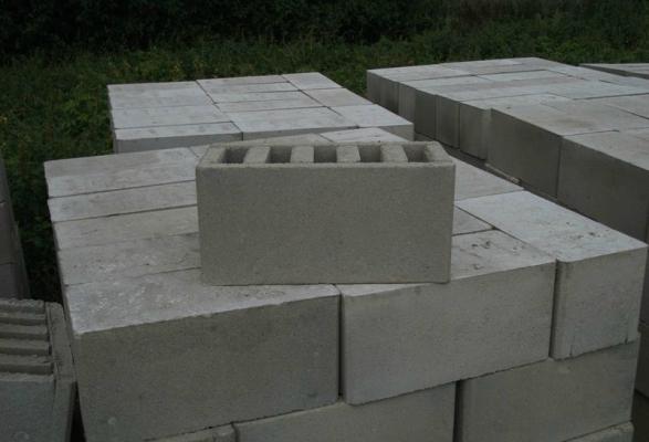 блок фундаментный 200х200х400