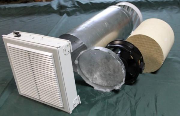 приточно вытяжная вентиляция в частном доме