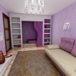 цвет обоев для зала