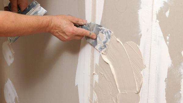 шпаклевка стен под покраску