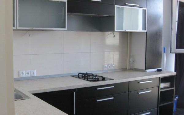 ПВХ панели на кухне фото
