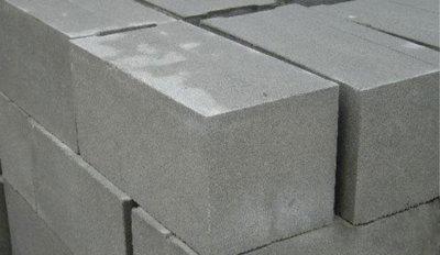 Фундаментные блоки 200х200х400