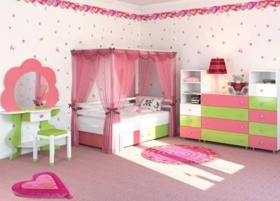 идеи для детской комнаты фото