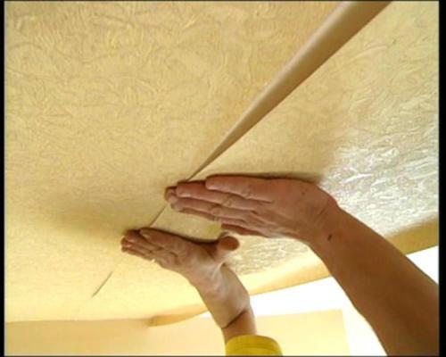 ремонт потолков в квартире своими руками