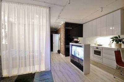 дизайн двухкомнатной квартиры 60 кв м фото