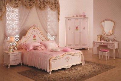 Мебель в детскую для подростка девочки