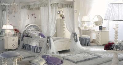 Мебель в детскую комнату для подростка девочки