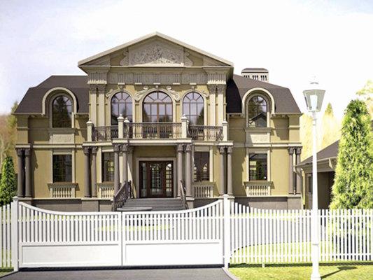 Проекты домов и коттеджей в итальянском стиле