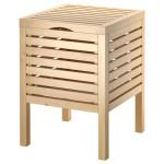 Деревянная табуретка - шкаф своими руками