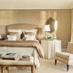 Дизайн спальни обои
