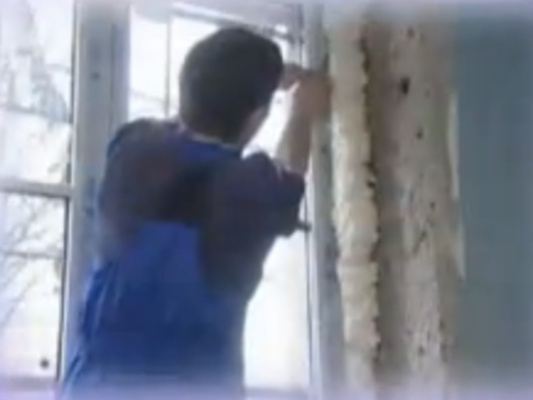 Откосы на окнах своими руками
