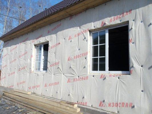 Утеплитель для деревянных стен снаружи