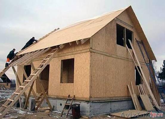 Дешевый дом своими руками