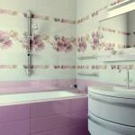 керамическая плитка в ванной комнате дизайн фото