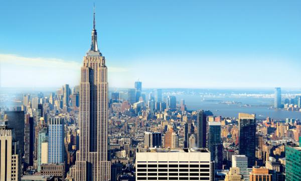 список самых высоких зданий мира Empire State Building