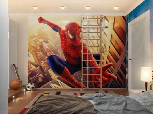детские комнаты для мальчиков фото дизайн