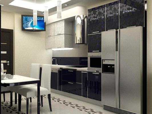 дизайн кухни 12 м2 фото