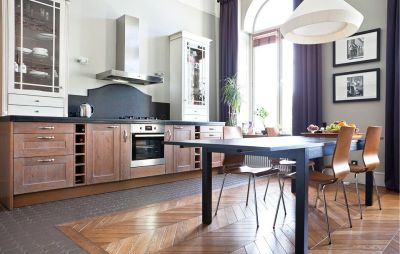 дизайн кухни 18 кв м